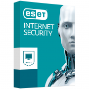 ESET Internet security 3pc